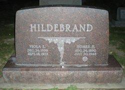 Homer H Hildebrand