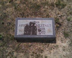 Arrie Levia <I>Chestnut</I> Chestnut