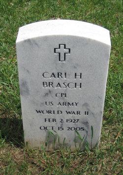 Carl H Brasch