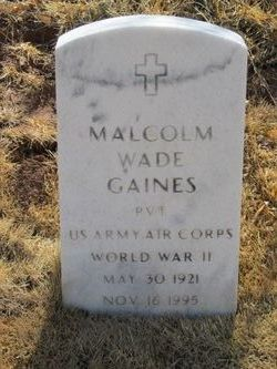 Malcolm Wade Gaines