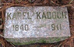 """Karel """"Carl"""" Kadoch"""