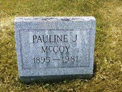 Pauline Jane <I>Williams</I> McCoy