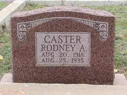 Rodney A Caster
