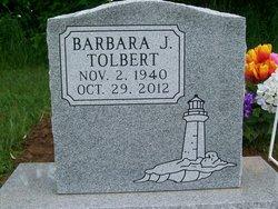 Barbara <I>Mance</I> Tolbert