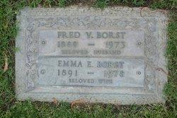 Emma Edith Borst Tobin