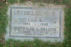 Mathilde L Belgum