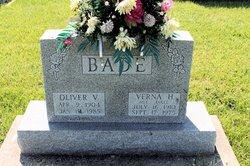 Oliver V. Bade