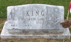 """William Robert """"Bob"""" King"""