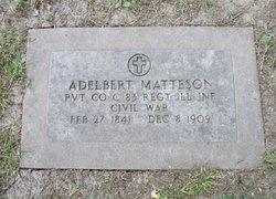 Adelbert Matteson