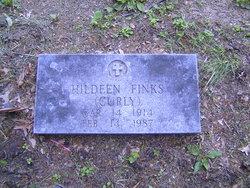 """Hildeen """"Curly"""" Finks"""