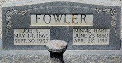 Joseph E Fowler