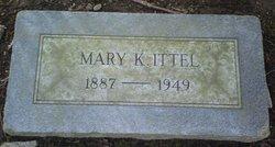 Mary S <I>Klim</I> Ittel