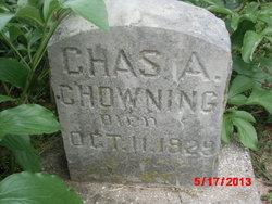 Charles Abijah Chowning