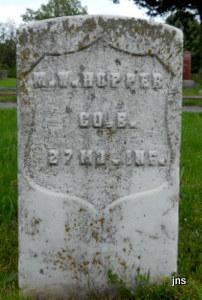 Milton Wheaton Hopper