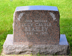 Lucy Daisy <I>Wareing</I> Beasley