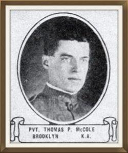 Thomas P McCole