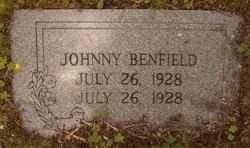 "J. B. ""Johnny"" Benfield"