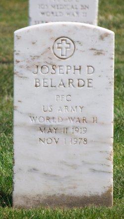 Joseph Domingo Belarde