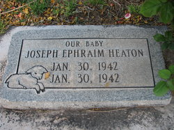 Joseph Ephraim Heaton