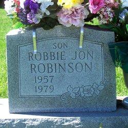 Robbie Jon Robinson