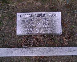 George Rupert Boyd