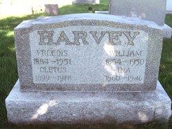 Cletus Armita <I>Wagoner</I> Harvey