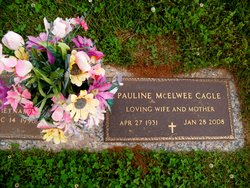 Pauline <I>McElwee</I> Cagle