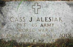 Cass John Alesiak