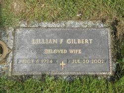 Lillian F. <I>Ross</I> Gilbert