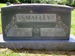 May L. <I>James</I> Smalley