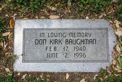 Don Kirk Baughman