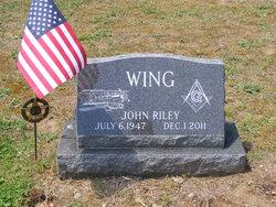 John Riley Wing