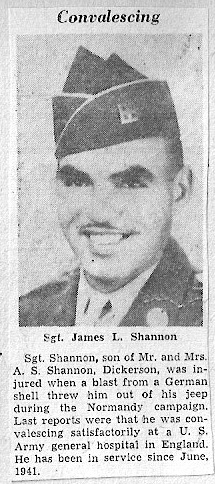 Rev James Lee Shannon