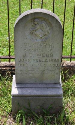 Hunter Rebecca Webb