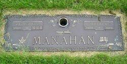 Bertha <I>Crossley</I> Manahan