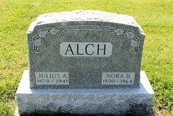 Nora B. <I>Blattner</I> Alch