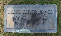 Jesse Oliver Jones