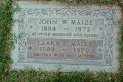 Clara E Maize