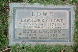 Etta Lee Lowe