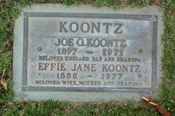 Joe Oliver Koontz