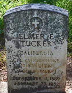 Corp Elmer Ellis Tucker