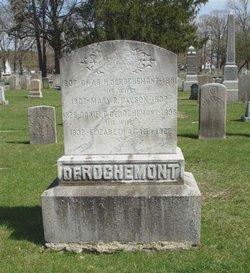 Mary R. <I>Payson</I> DeRochemont