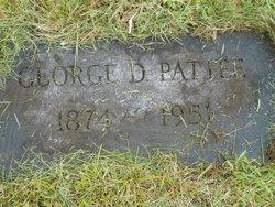 George Dustin Pattee, Jr