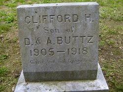 Clifford H Buttz