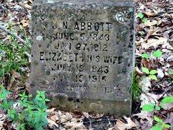 Elizabeth <I>Tackett</I> Abbott