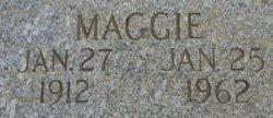 "Margaret Mae ""Maggie"" <I>Watson</I> Goff"