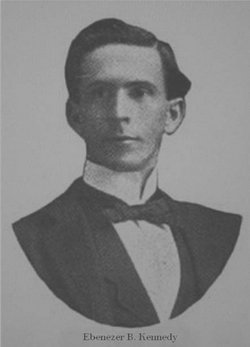 Rev Ebenezer Bogues Kennedy