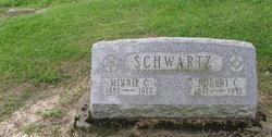 Infant Daughter Schwartz