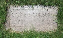 Goldie E Carlson