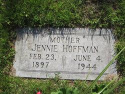 Jennie <I>Kouw</I> Hoffman